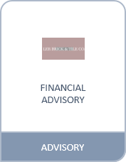 Brick - Acquisition/Financial Advisory