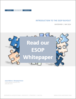 Opus Advisory Partners - ESOP Whitepaper