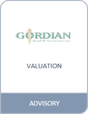 Gordian - Valuation