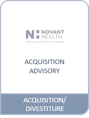 Novant - Acquisition Advisory