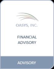 OASYS - Financial Advisory